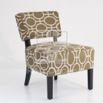(EDT3009) Simple pattern Chair