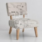 (EDT3010) Simple  Chair