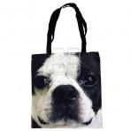 (EBG0001) Dog Face Tote Bag