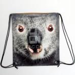 (EBG0014) Koalas Face Shoes Bag