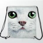 (EBG0015) Cat Face Shoes Bag