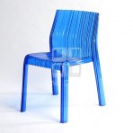 (EDT3028) Art Blue Chair
