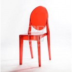 (EDT3031) Art Red Chair