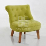 (EDT3050) Green Kids Sofa