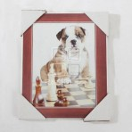 (EPF0019) MDF Dog Hanging Plaque