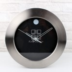 (ELW0003) Stainless Steel Wall Clock