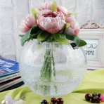 (EFP0001) Glass Flower Pot