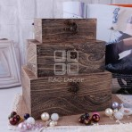 (EBO0002) Wood Box Set