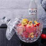 (EDW0009) Glass Candy Holder