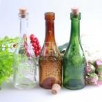(EDI0048) Glass Bottle